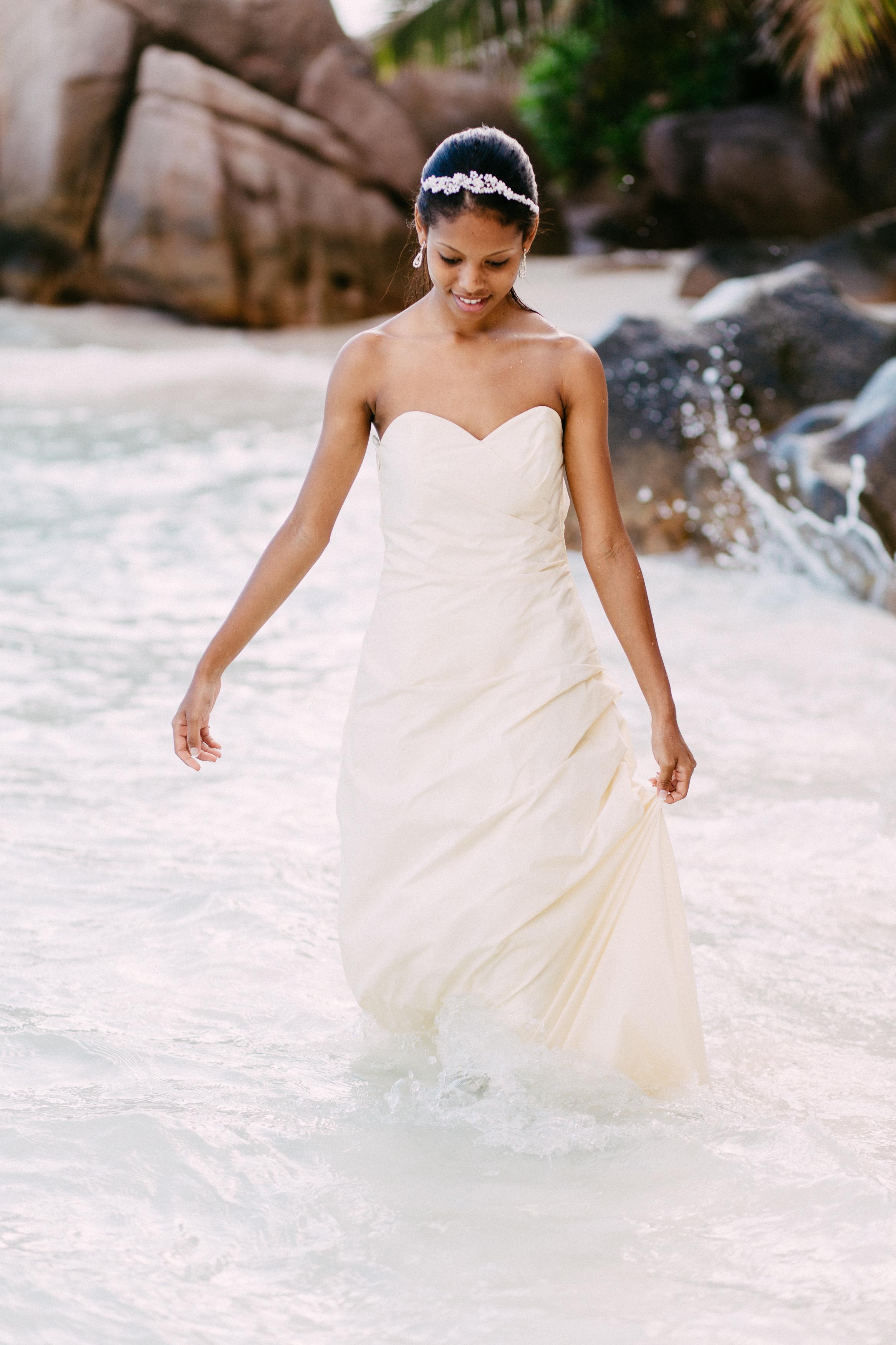 Mein Brautkleid auf Reisen - shopandmarry