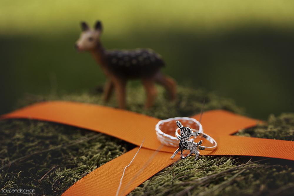 Kindershooting Bambi und Klopfer