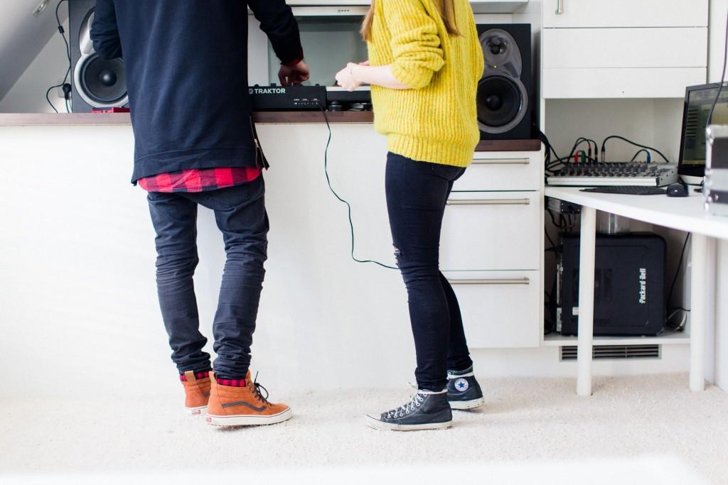 Teresa und Mirko heiraten - die Musik