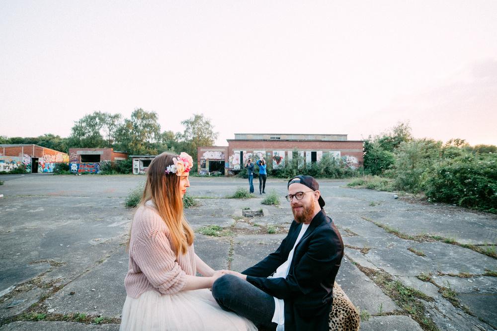 Teresa und Mirko heiraten - Hochzeitsfotografie