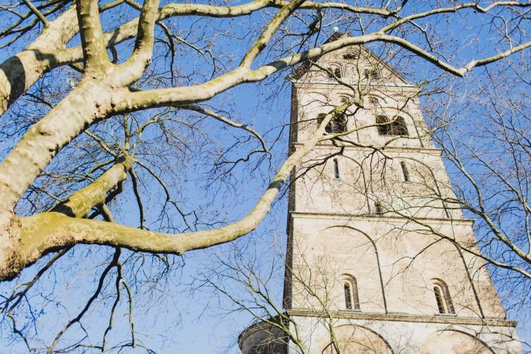 Teresa und Mirko heiraten - die kirchliche Trauung
