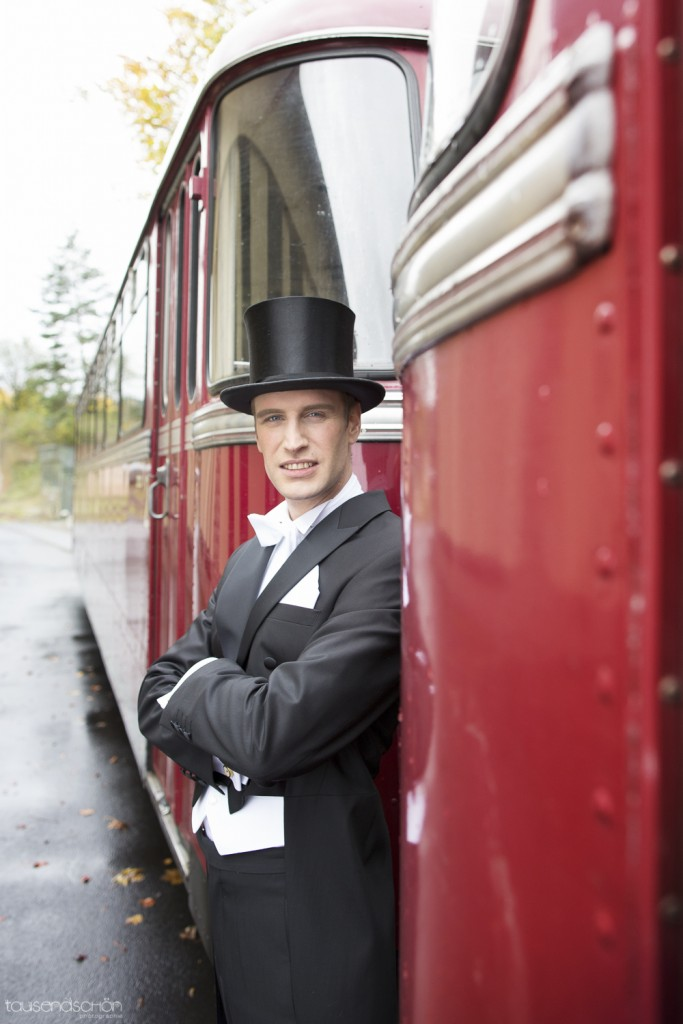 30er Jahre Bahnshooting