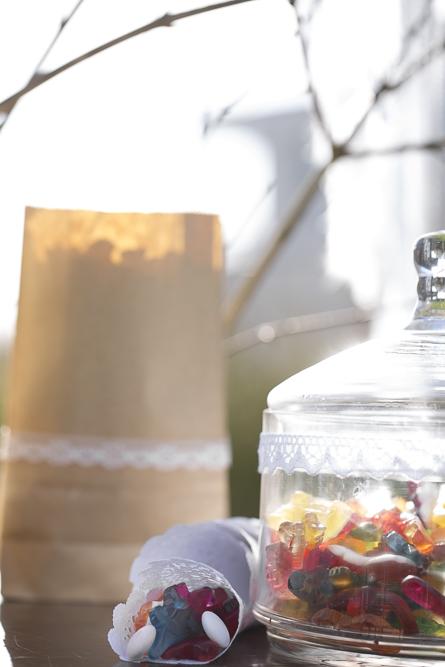 Candybar - Dekoration DIY