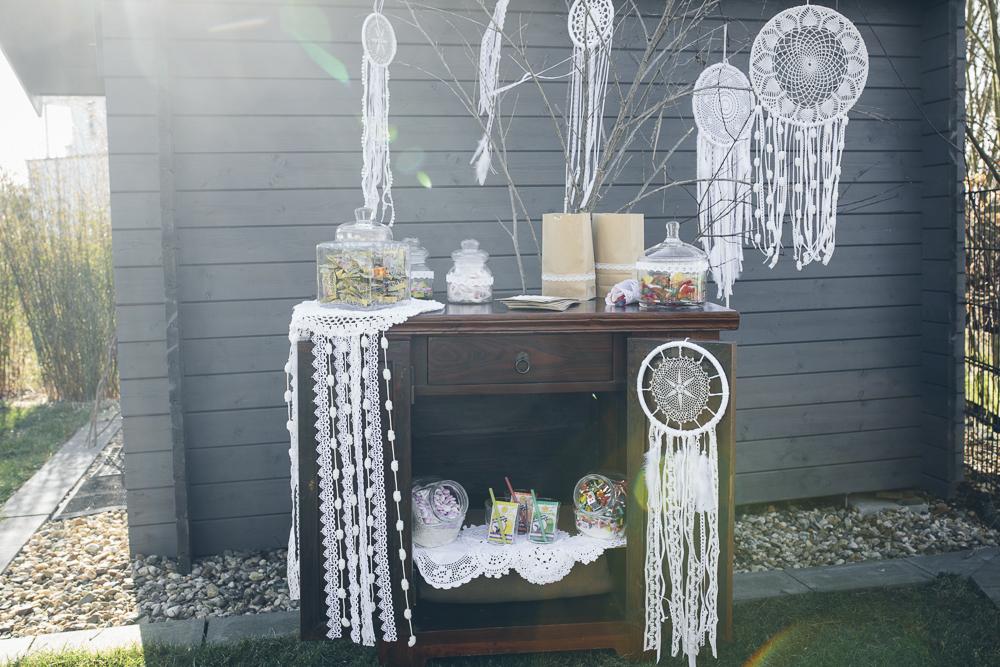 Candybar Dekoration - DIY