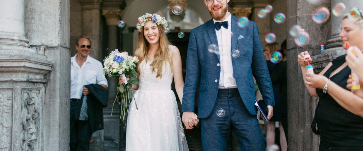 Hochzeitsplanung, Teil 5, der Hochzeitstag