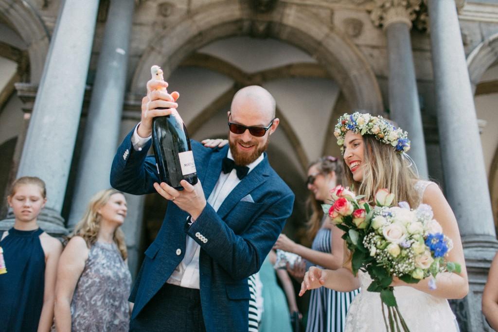 Hochzeitsplanung, Teil 2, Zeitplanung