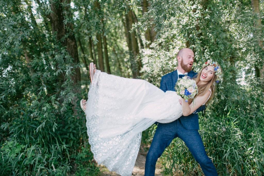 Teresa und Mirko haben geheiratet