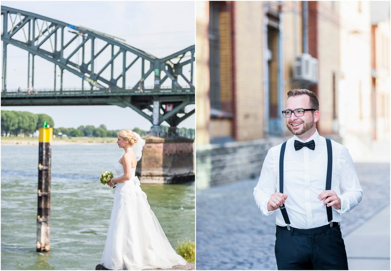 Entzückende DIY-Hochzeit