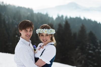 Zauberhaftes Verlobungsshooting