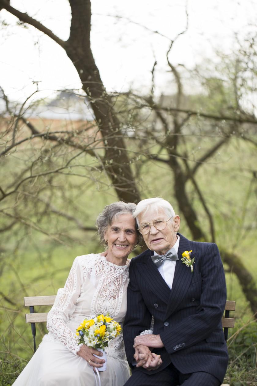 Marianne und Horst - eine wirklich alte Liebe