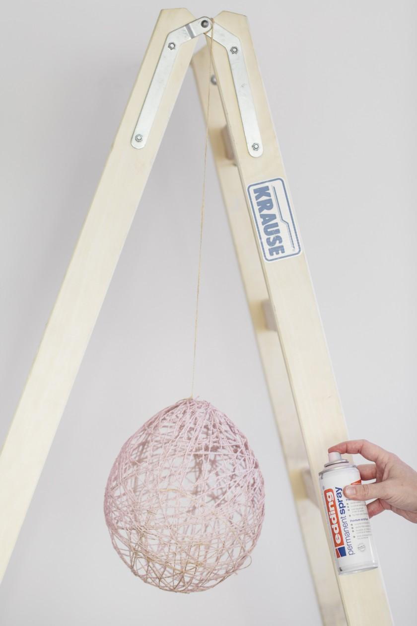 Ein Lampion DIY
