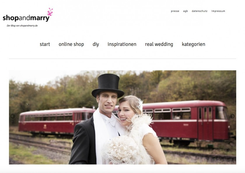 shopandmarry blog
