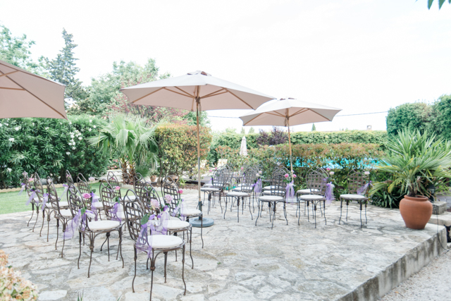 Fulda und Oliver - eine kleine, feine Hochzeit in Südfrankreich