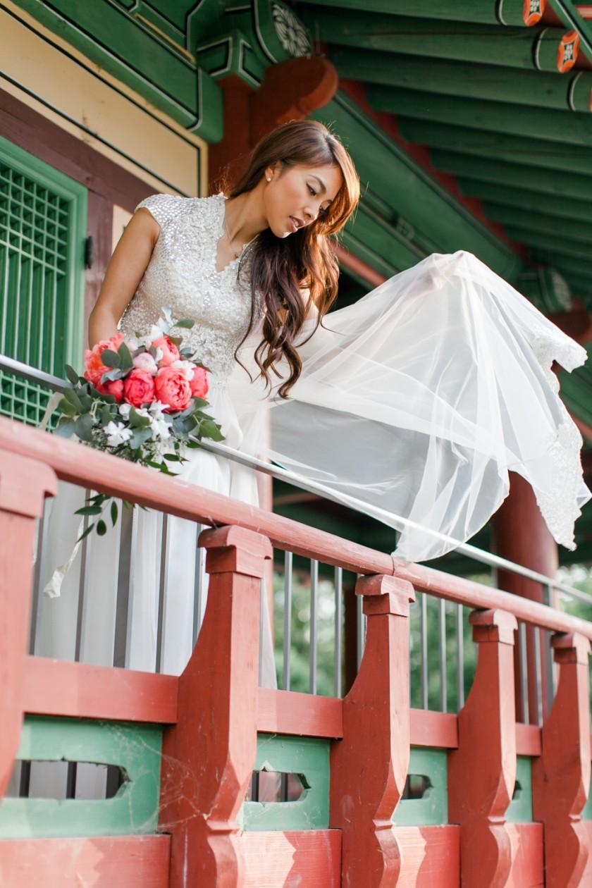 Inspiration im asiatischen Stil