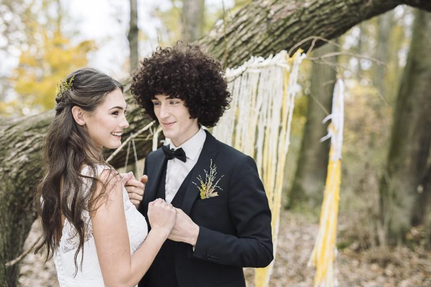 Heiraten im Boho-Stil