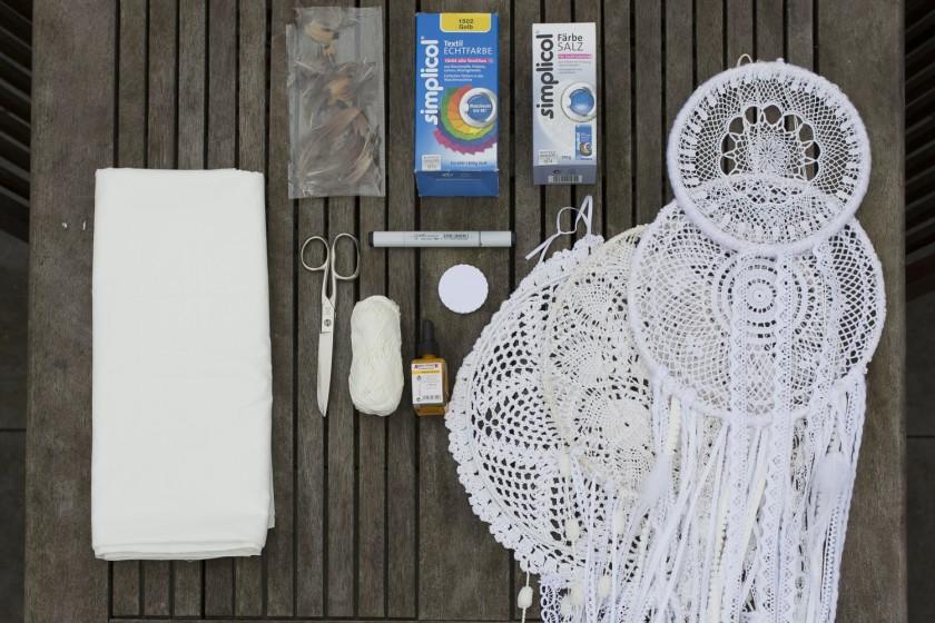 Heiraten im Boho-Stil-DIY Tischplan