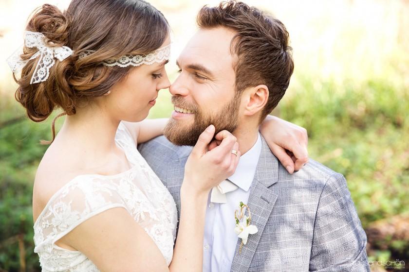 Anziehendes für den Bräutigam