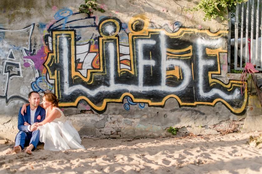 Urbane Stadthochzeit in der Strandperle Hamburg