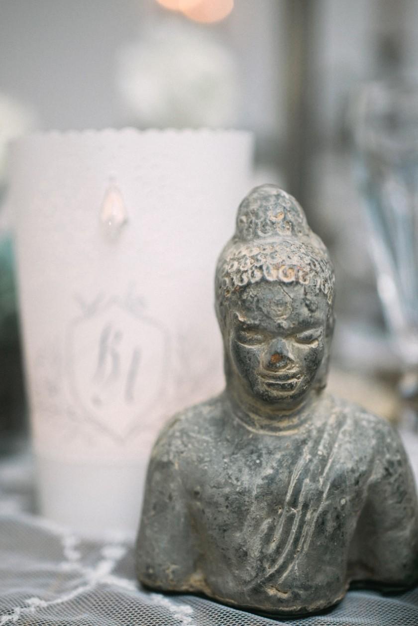 Eine asiatisch anmutende Boho Inspiration