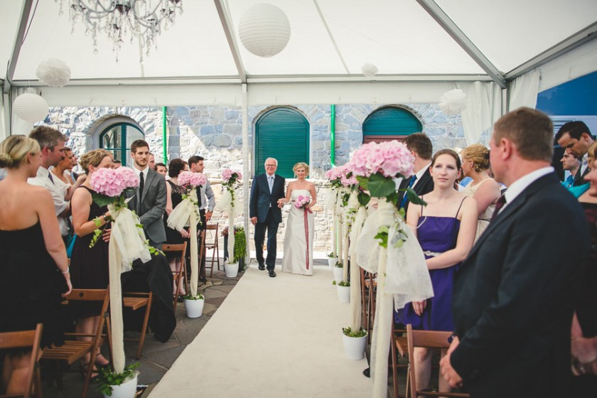 Laura & Waldi - eine Hochzeit im bergischen Land