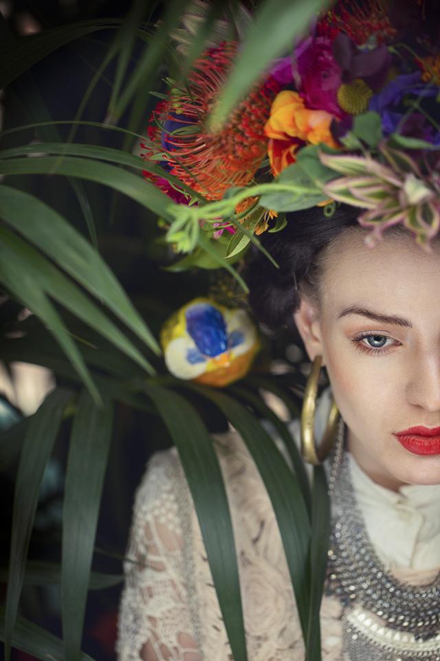 Frieda Kahlo - eine Legende inspiriert