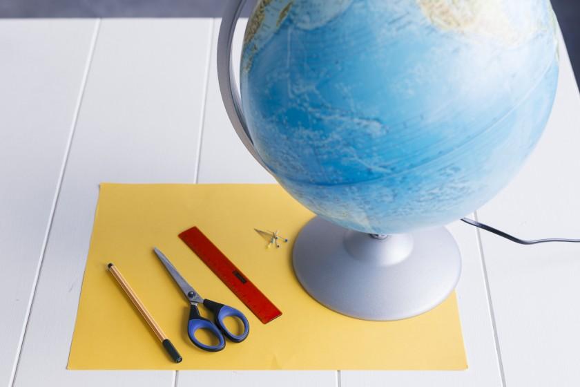 DIY Welt - die Tischdekoration zum Selbermachen