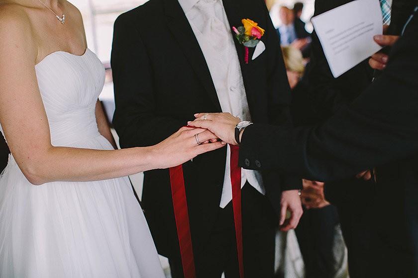 Die Hochzeit von Natalie und Dirk