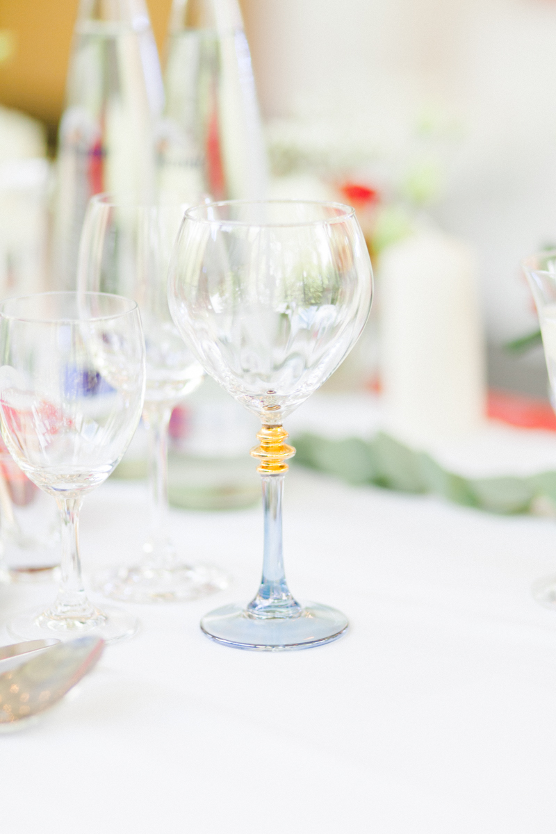 Die DIY - Hochzeit von Olga und Stan