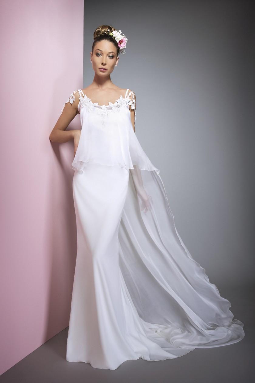 Israelische Brautmode von Petit Lumière