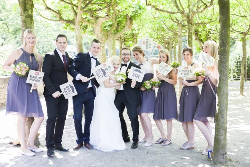 Brautjungfernliebe