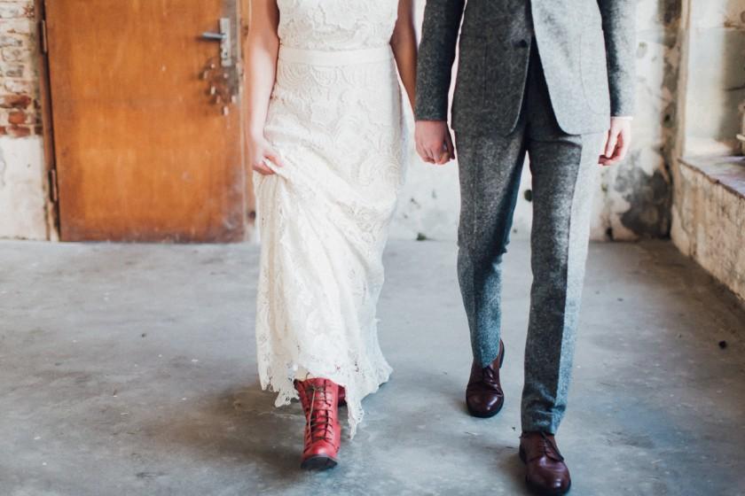 Brautschuhe - hier ein paar Tipps