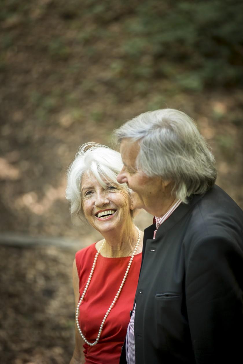 Mechthild und Wilhelm - 50 Jahre gemeinsam Seite an Seite