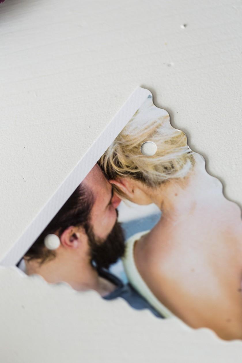 Hochzeitsdekoration ganz persönlich