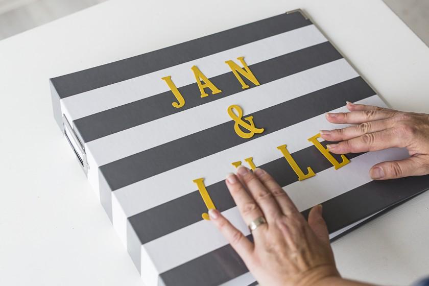 Gästebuch selbst erstellen