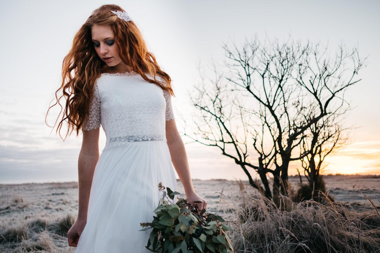 Luftig Leichte Bridal Tops Von Noni Shopandmarry