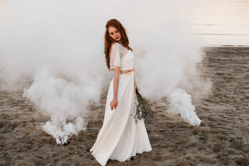 Luftig leichte Bridal Tops von noni