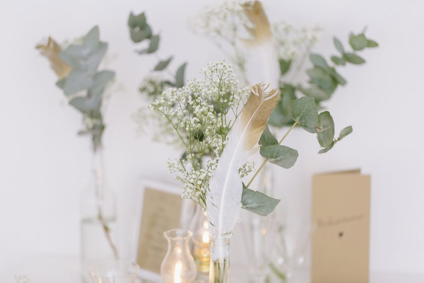 DIY für die eigene Hochzeit. Ja oder Nein ?