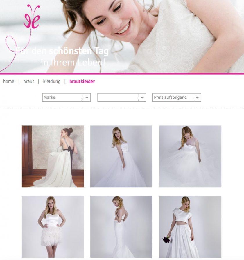 Brautkleidkauf - geht das wirklich online ?