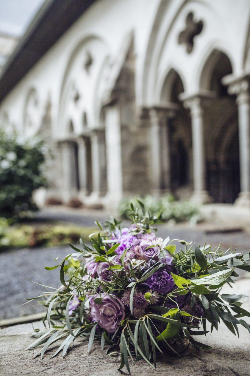 Mediterrane Lebenslust in alt ehrwürdigen Klostergemäuern