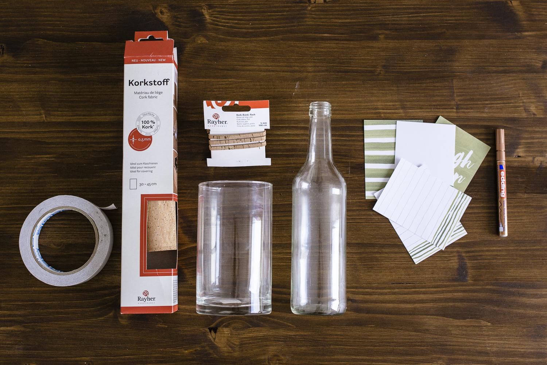 kork und kr uter die diy anleitungen shopandmarry. Black Bedroom Furniture Sets. Home Design Ideas