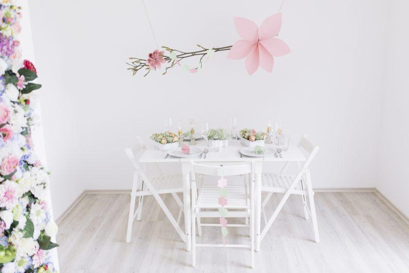 Flower Power in pastel - DIY - Anleitungen