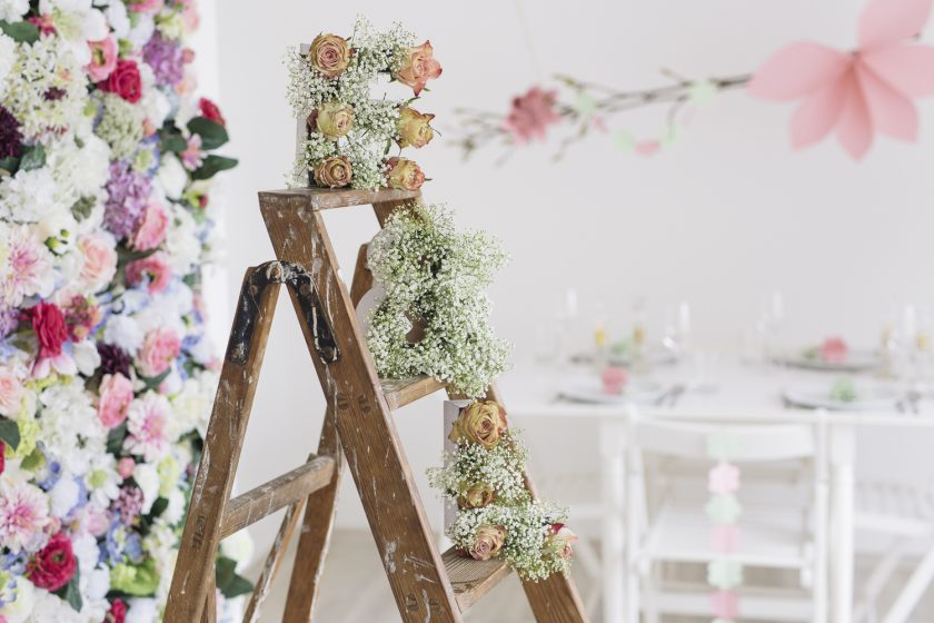 Flower Power in pastel - DIY - Anleitungen