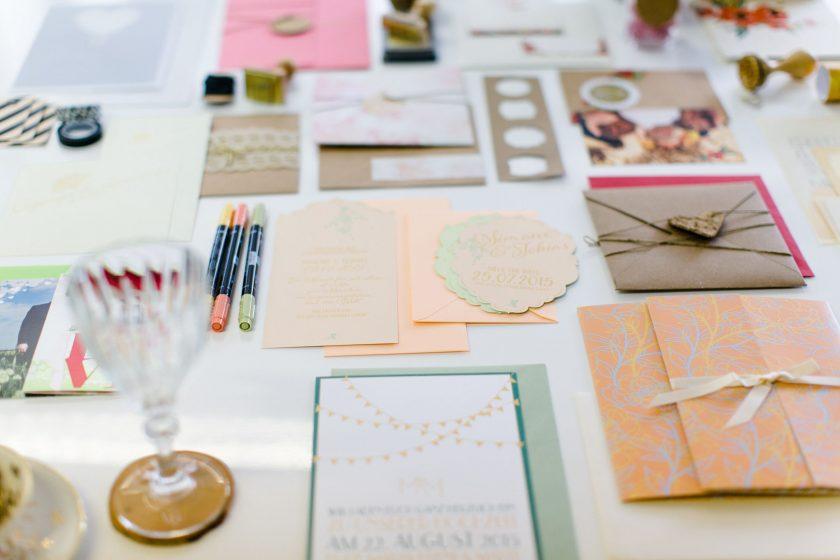 Hochzeitsplanung, Teil 1