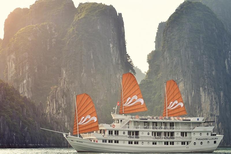 Honeymoonziele in Vietnam