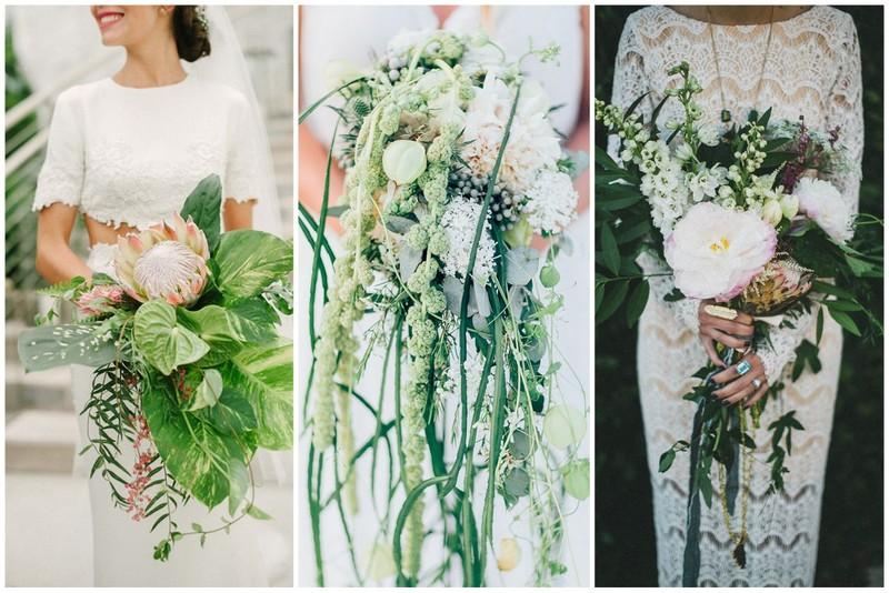Welcher Brautstrauß ist der richtige für mich ?