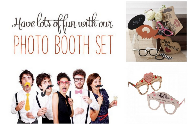 Let the fun begin: Photobooth & Videobooth für eure Hochzeit