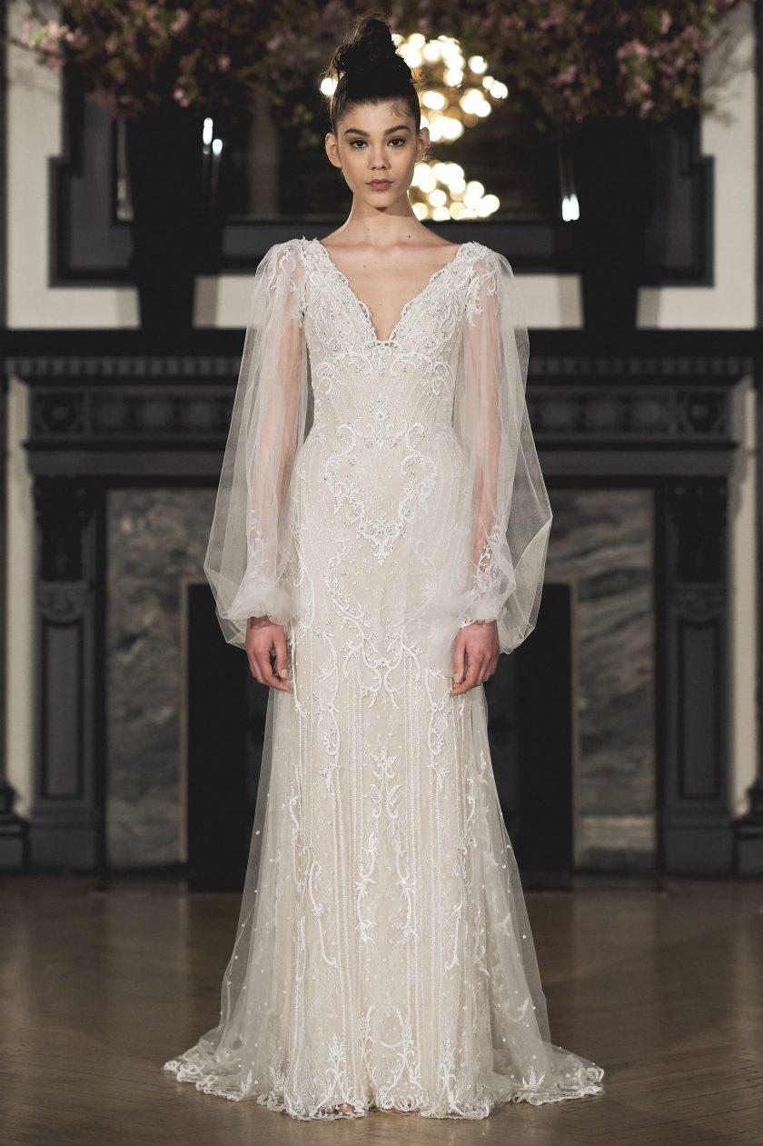 Ines di Santo : Brautmodenkollektion Herbst/Winter