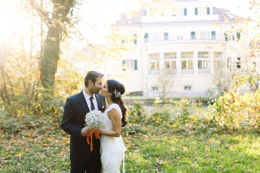 Selbst ist die Braut
