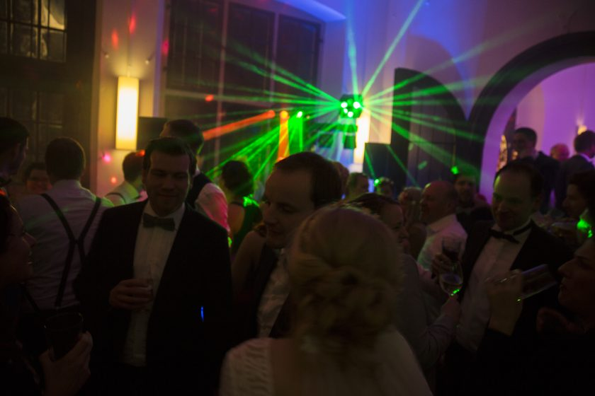 Wie finde ich den passenden Hochzeits-DJ ?