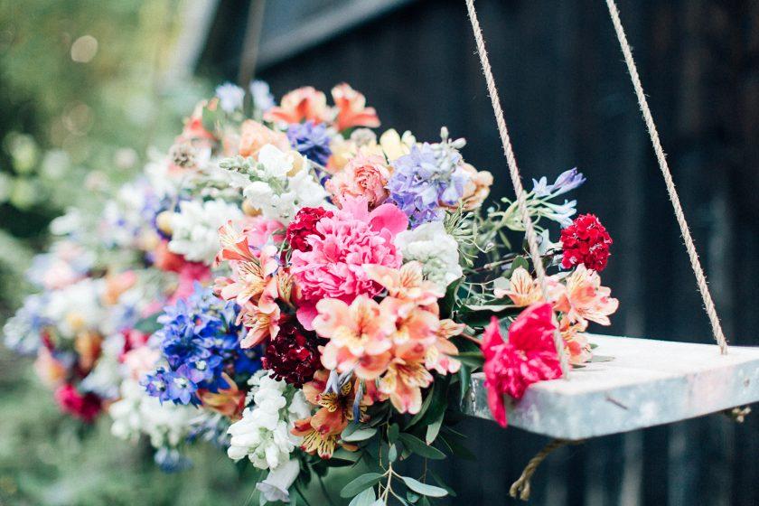 Welche Blumen wähle ich für meinen Brautstrauß ?